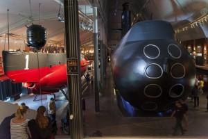 ubåtshall